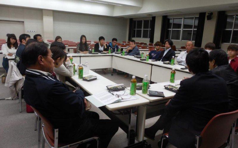 常任幹事会の設立と「第15回、成人・不惑・還暦を祝う会」の準備委員会を開催しました。