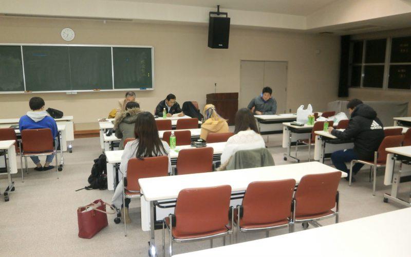 第二回『第十五回成人・不惑・還暦を祝う会』準備委員会を開催しました。