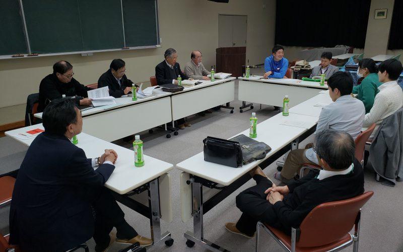 岡崎城西高等学校同窓会 役員会を開催いたしました。