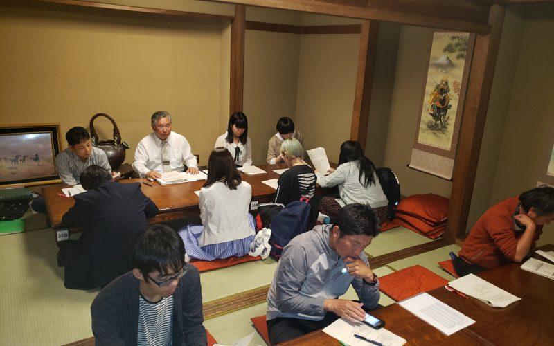 令和元年初の役員会を開催しました。