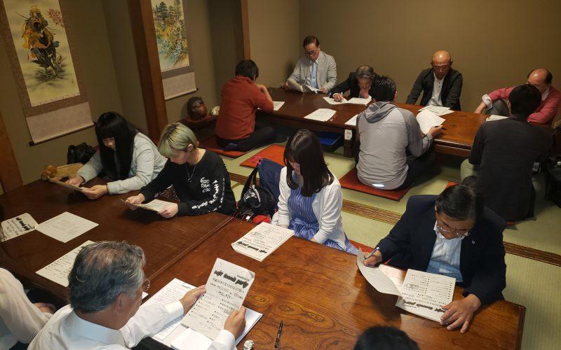 30年度常任幹事会を開催しました。
